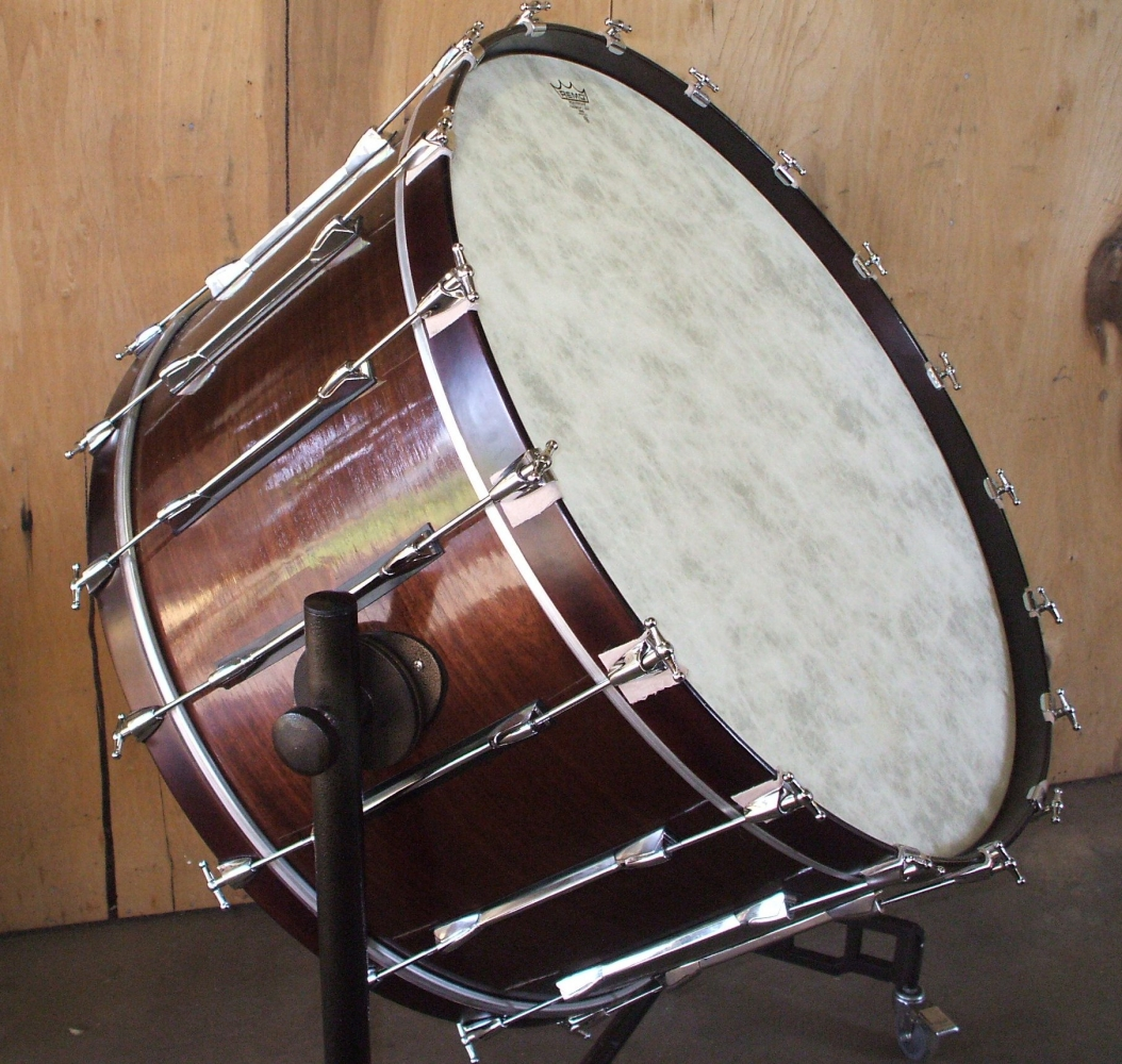 30 Ludwig Bass Drum Item DB30